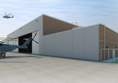 Greenside Type II Maintenance Hangar - Marine Corps Base Quantico, VA