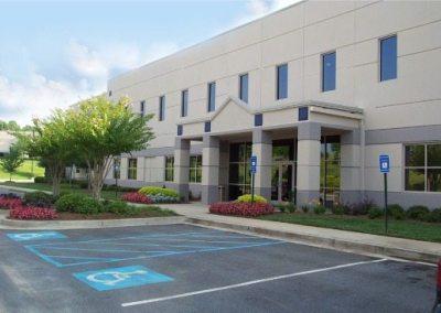 BellSouth Head-End / NOC Facility - Alpharetta, GA