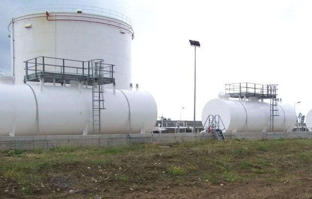 IDIQ Contract POL Facilities Tank Inspection API 653 Program 1