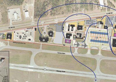 Installation Development Plan / Master Plan - Dannelly Field, Montgomery, AL
