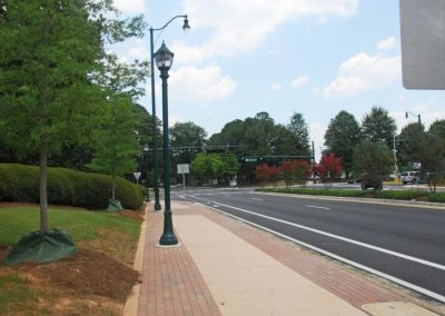 Perimeter Center West Improvements - Atlanta, GA