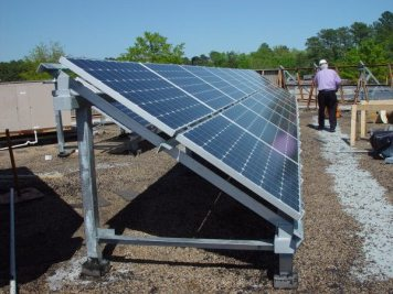 Renewable Energy Project Tidewater Community College Virginia Beach Virginia 3