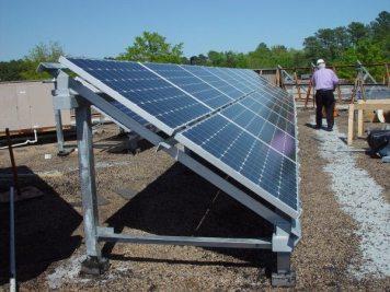 Renewable Energy Project Tidewater Community College Virginia Beach Virginia 3