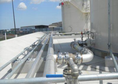 Replace Jet Fuel Storage Complex - Florida Air National Guard, Jacksonville, FL
