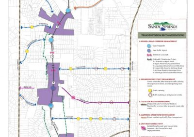 Roswell Road Corridor Study - Sandy Springs, GA