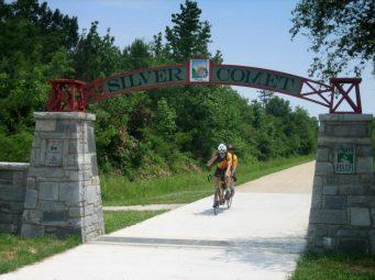 Silver Comet Trail Rockmart to Cedartown Polk County Georgia 1