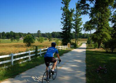 Silver Comet Trail – Rockmart to Cedartown - Polk County, GA