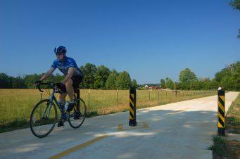 Silver Comet Trail Rockmart to Cedartown Polk County Georgia 3