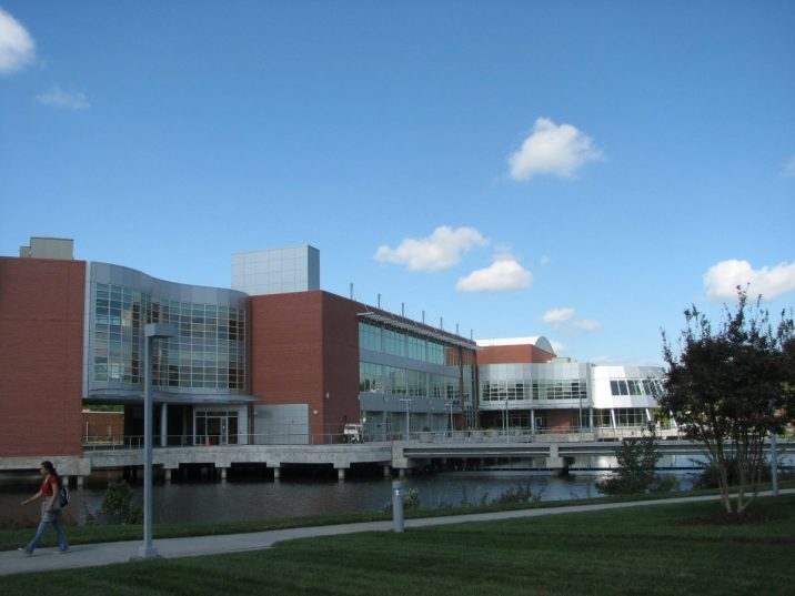 Student Center Commissioning Services Tidewater Community College Virginia Beach Virginia 10