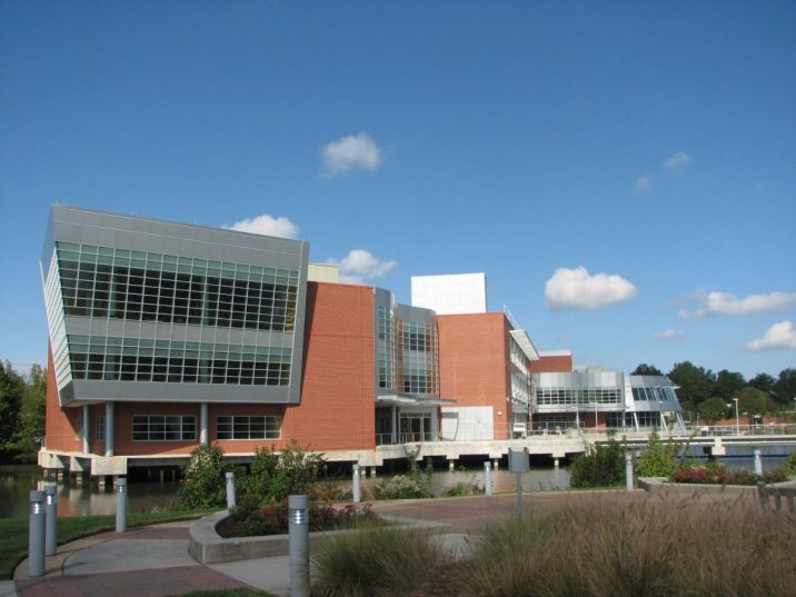 Student Center Commissioning Services Tidewater Community College Virginia Beach Virginia