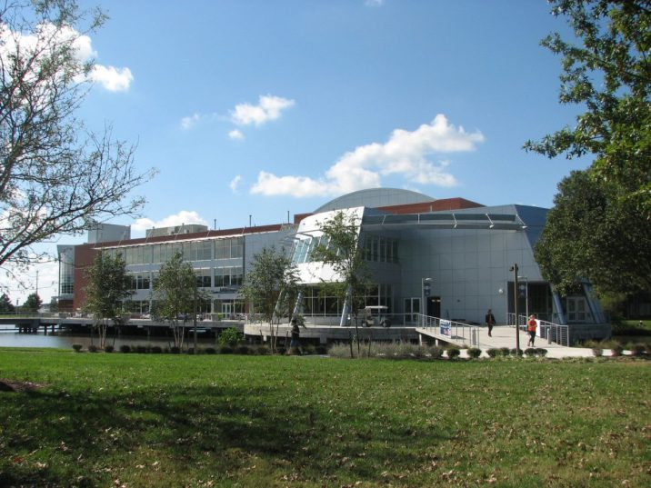 Student Center Commissioning Services Tidewater Community College Virginia Beach Virginia 7