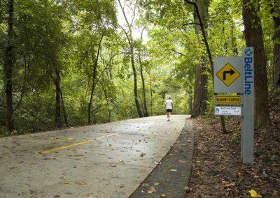 Tanyard Creek Trail - Atlanta, GA