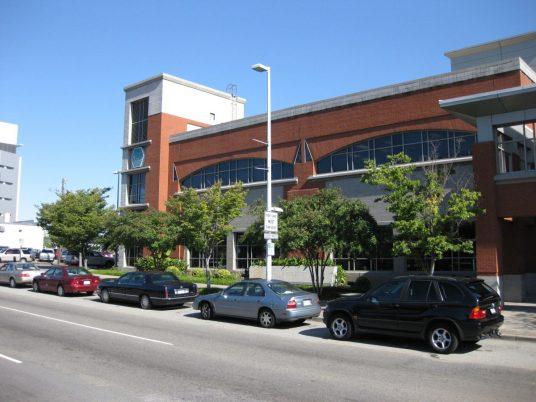 Virginia Commonwealth University School of Pharmacy Relocation 1