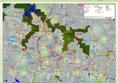 Woodstock Greenprints Parks and Trails Master Plan - Woodstock, GA