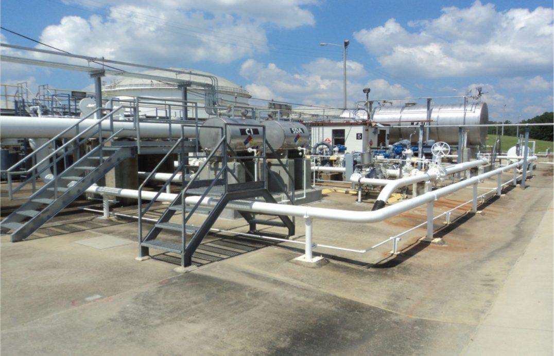CONUS DLA-E Facilities Operations and Maintenance Manuals California Florida New York 1