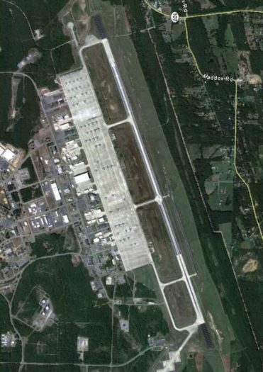 Repair Replacement of Primary Runway 07-25 Little Rock Air Force Base Arkansas 1