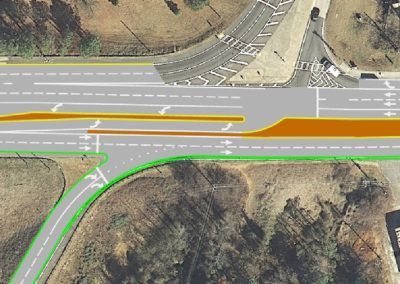 Holcomb Bridge Road at 400 Corridor Study - Roswell, GA