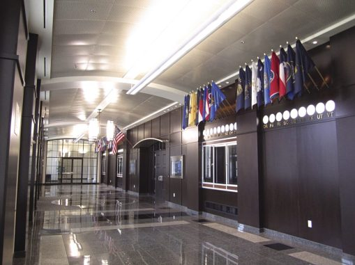First Army Headquarters Renovation, Build-out of Building 68 Rock Island Arsenal Illinois 5