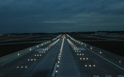 Pond Project Featured in Airport Improvement