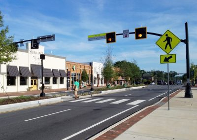 Widening and of SR 9 (Main Street) - Alpharetta, GA