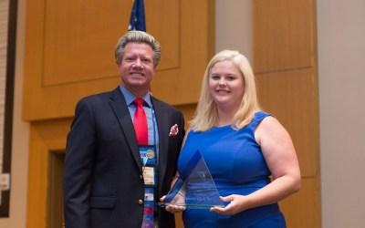 Jennifer Klich, PE Named 2016 Florida Engineering Society Young Engineer of the Year
