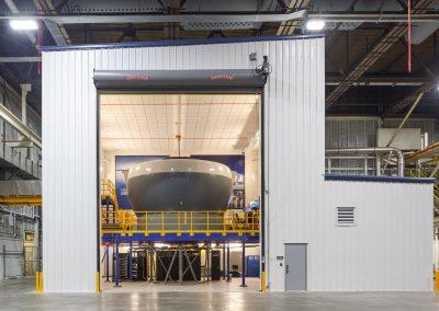 C-5 and C-130 Simulator Facilities - Lockheed Martin, Marietta, GA
