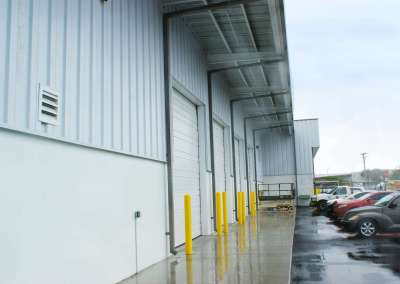 Vehicle Maintenance Facility - Rivera Beach, FL