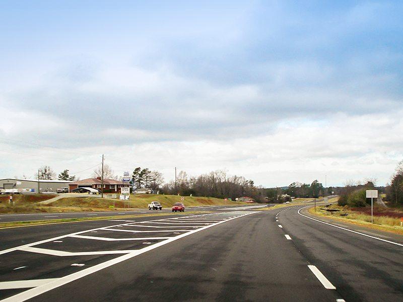 GDOT road widen