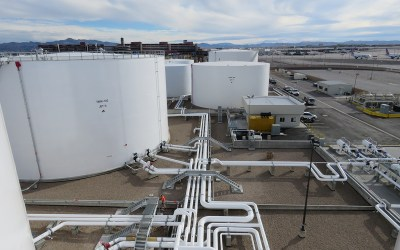 Betting on Growth, McCarran International Airport (LAS) Expands Fuel Facility