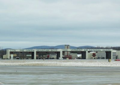Airfield Reconstruction Projects - Vermont Air National Guard, Burlington, VT