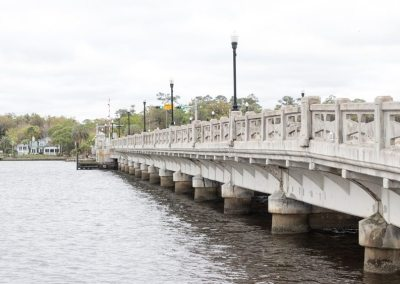 SR 211 Bridge over Ortega River - FDOT District 2
