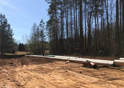 Cumming Lateral Pipeline - Forsyth County, GA