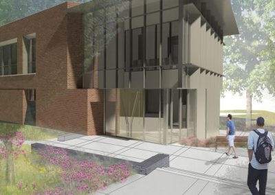 Georgia Institute of Technology Campus Safety Facility - Atlanta, GA
