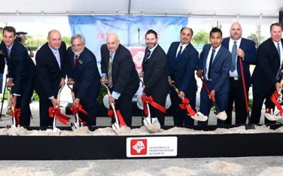 JTA breaks ground on $57 million transportation hub