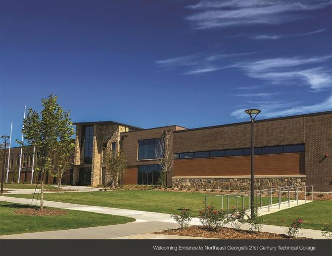 Lanier Technical College, New Hall County Campus - Image 9 (Medium)