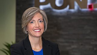 Pond adds Lauren Blaszyk, AICP, to Transportation and Community Development Division