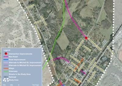 City of Flowery Branch Transportation Master Plan - Flowery Branch, GA