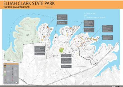 Elijah Clark State Park Master Plan - Lincolnton, GA