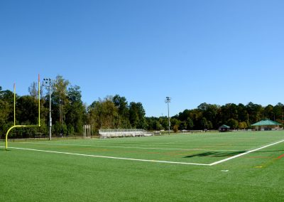 Peachtree Ridge and Bethesda Park Synthetic Turf Conversion - Suwanee, GA