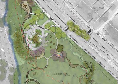 Bell-Boles, Morton Road, and State Bridge Park Master Plans - City of John's Creek, GA