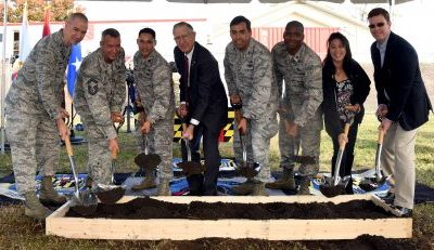 Maryland Air National Guard breaks ground on 175th Cyberspace Operations Facility