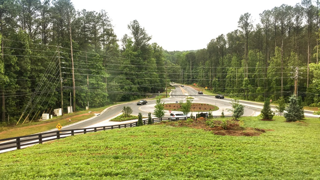 hopewell-road-roundabout