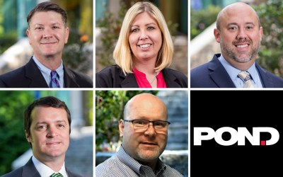 Pond promotes industry experts