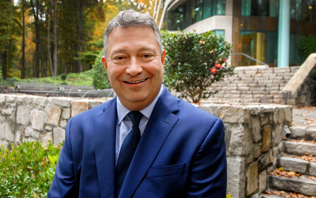 Tony Pitrone joins Pond as Senior Vice President and Principal