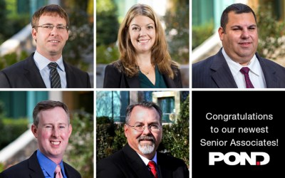Pond announces new leaders in the firm
