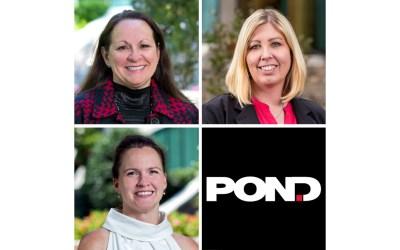 Pond Celebrates Women in Leadership