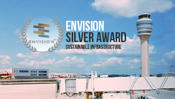 Pond Project Earns Envision Silver Award