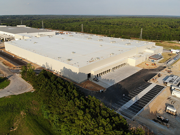 Samsung Electronics, Complex Addition - Newberry, SC