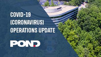 COVID-19 (Coronavirus) Operations Update