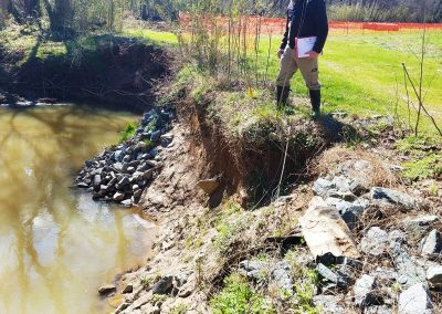 Duke Energy | Mill Creek Stream Restoration - Winston Salem, NC